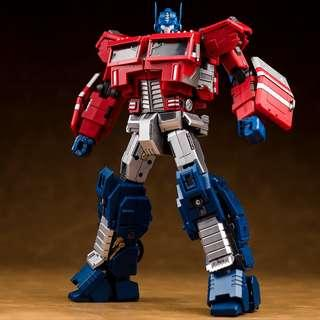 Optimus Prime IDW Comics G1 Generation Toy GT-03 GT03 GT-3 RM15 post to WM