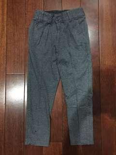 [Bundling 3 pcs 190rb] Boys Grey Pants H&M / celana panjang anak cowok