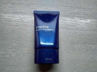 🚚 媚點media 粉底液 OC-C1#半價美妝市集