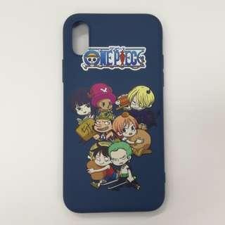 全新iPhone X/Xs機殼📱 One Piece 海賊王 Phone Case
