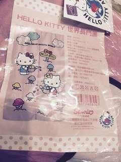 🚚 凱蒂貓hello kitty 長版門簾