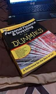 Personal Finance & Investing for Dummies (Import - English Book)