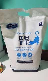 🚚 Tofu Cat Litter