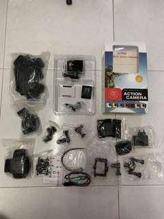 Action Camera 1080 H.264 Full HD