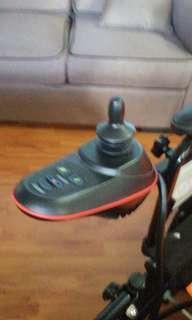 🚚 Electronic wheelchair