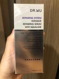 Dr Wu 角鯊潤澤修復精華30ml