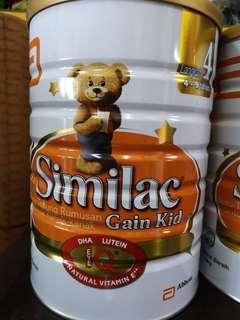 Similac Stage 4 Gain Kids 1.8kg