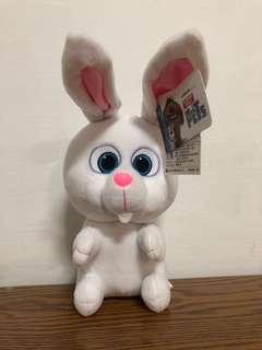 🚚 寵物當家兔兔玩偶