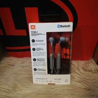 JBL T110BT Wireless In-Ear Headphone (Bluetooth)