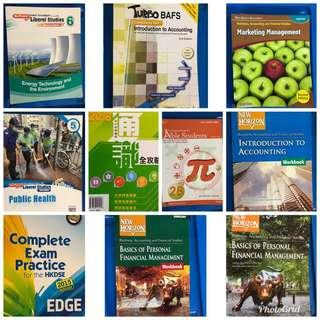 FREE DSE text books
