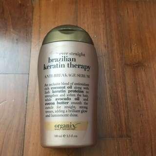 🚚 Organix Brazilian Keratin Hair Therapy