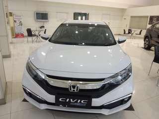 Honda civic 1.5 ES TURBO CVT