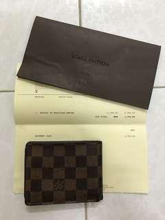 Louis Vuitton Wallet original