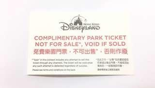 迪士尼門票 Disneyland
