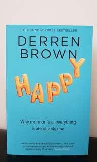 Happy by Derren Brown book