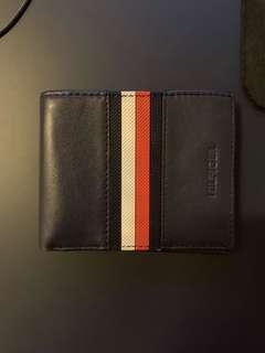 Tommy Hilfiger Striped Bifold Wallet