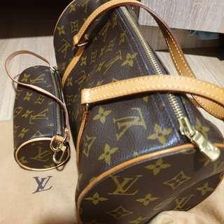 💛🧡Hardly used // Louis Vuitton PAPILLON NM