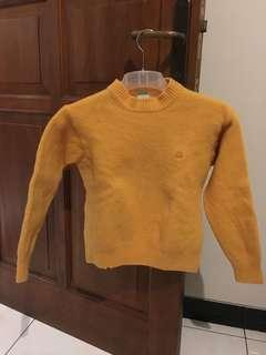 Orange / Yellow Sweater