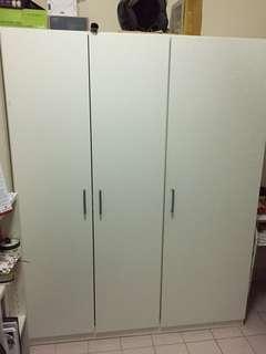 3 Door Wardrobe IKEA