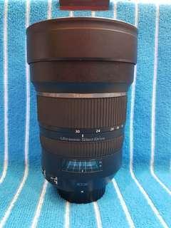 🚚 Tamron 15-30/2.8 Di VC Canon