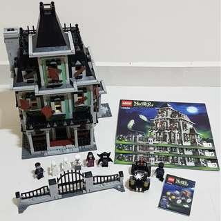 Lego 40076 Zombie Car + 10228 Haunted House