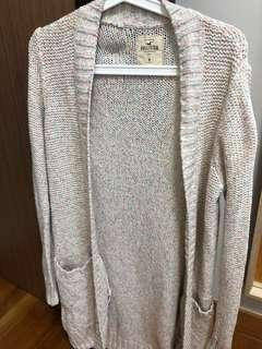 Hollister Knitted Long Cardigan
