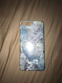 Casing Iphone 7+ Marble