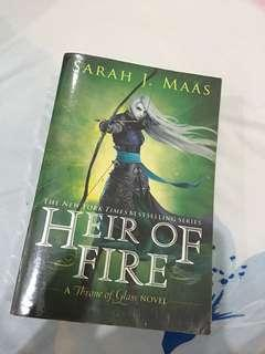 Heir of Fire by Sarah J. Maas ENGLISH