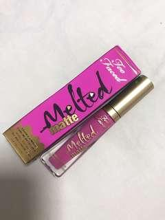 Too Faced Melted Lipstick -1998