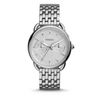 🌲Flash DEALS🌲Fossil Ladies' Tailor Multifunction Stainless Steel Watch