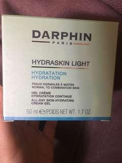 Darphin 活水保濕凝膠 hydration light gel cream