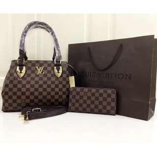 LV Bag Set