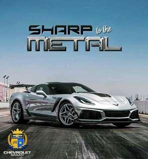 Sharp to the Metal! - Chevrolet Cars