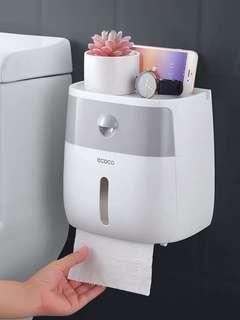 居家生活 多功能儲物紙巾盒