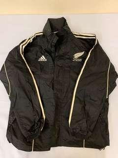 Adidas Jacket NZ all blacks rain 80% new