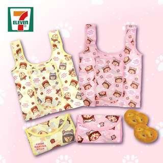 櫻桃小丸子 環保購物袋