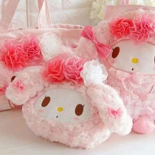 My Melody Cosmetic Bag/ Carrier Bag