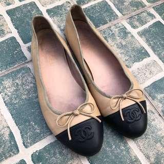 Authentic Chanel Ballet Shoes