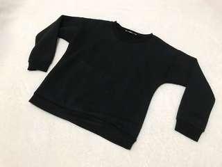 Magnolia Sweater (Black)