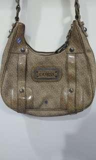 Tas hand bag guess handbag