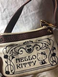 Hello kitty 小手提袋