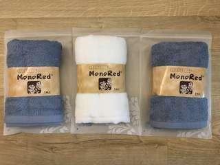 100% 純綿 毛巾