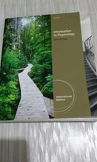 書籍: Introduction to Psychology, Author:James W. Kalat