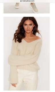 Pretty Little Things Knitted Sweater