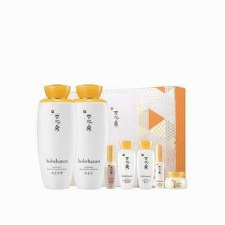 雪花秀套裝 Sulwhasoo essential duo set