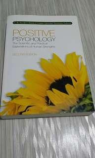 書籍: Positive Psychology
