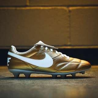 Authentic Nike Premier II FG Gold