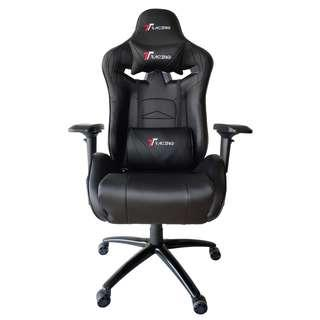 TTRacing Surge PC Gaming Chair Black [READY STOCK]