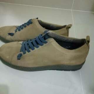 Sepatu hush puppies ori