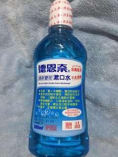 🚚 (3瓶賣)德恩奈漱口水500ml